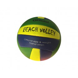 BALLON BEACH VOLLEY-COUSU MAIN