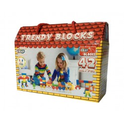 TRENDY BLOCKS 42PCS