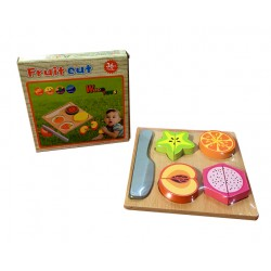 FRUIT CUT EN BOIS