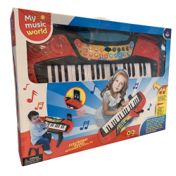 ELECTRONIC PIANO  AVEC SUPPORT