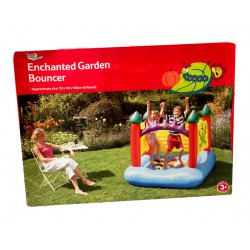 CHATEAU TRAMPOLINE  GONFLABLE